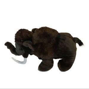"Wild Republic Wooly Mammoth cuddly  plush 15"""
